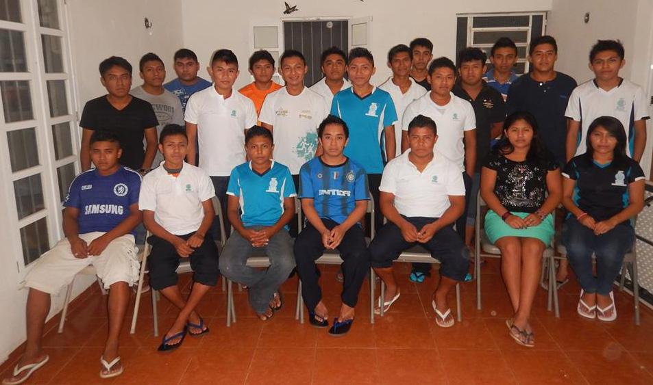 VIM students 2015